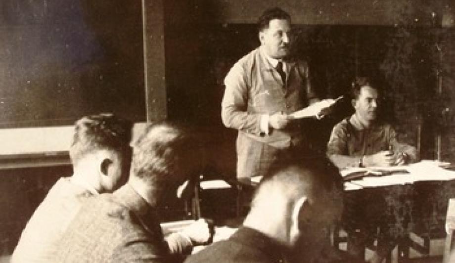 Foto: Archiv der Arbeiterjugendbewegung