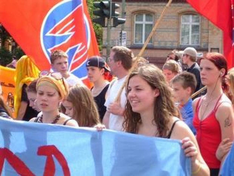 Sozialistische Jugend Deutschlands - Die Falken