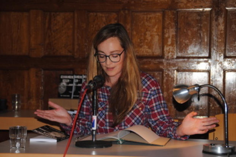 Schauspielerin Leonie Schulz