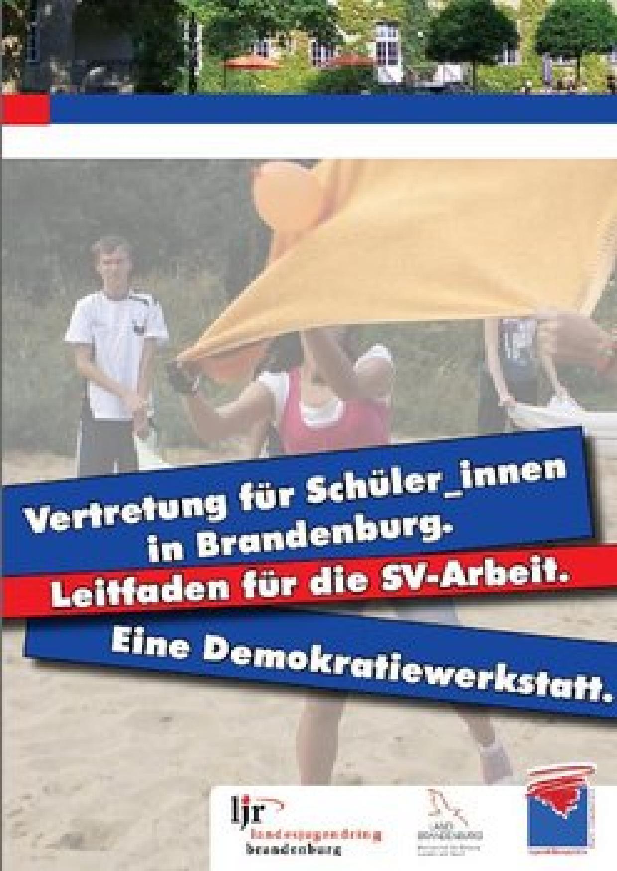 Leitfaden für SV-Arbeit in Brandenburg