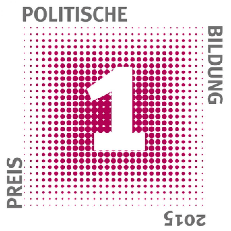 1. Platz beim Preis Politische Bildung