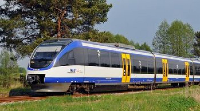 Die Niederbarnimer Eisenbahn (NEB) betreibt die Strecke der RB25. (Foto: NEB)