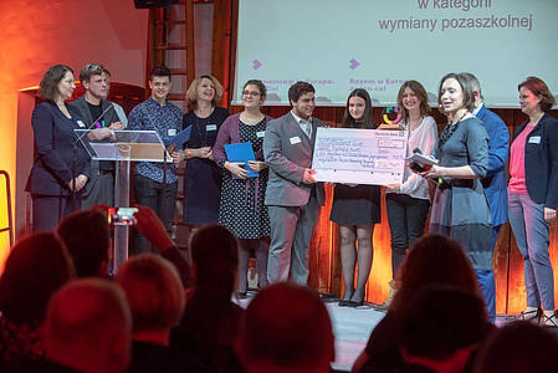 Preisverleihung Deutsch-Polnischer Jugendpreis 2019