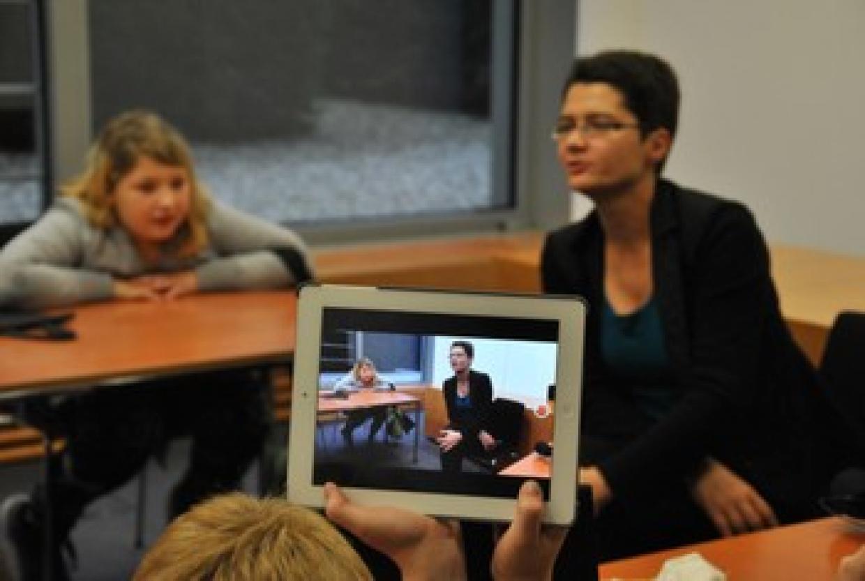 Daniela Kolbe im Fokus: Interview mit der Bundestagsabgeordneten